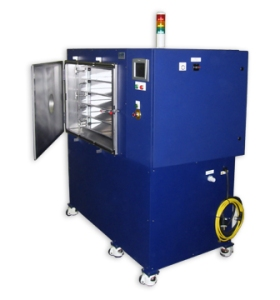 Production Level Vacuum Oven - Vacuum Drying