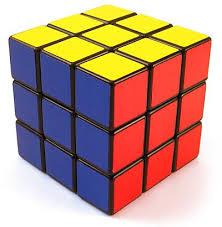 Rubix Cube - Vacuum Chamber