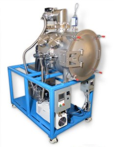 Example of a High Vacuum Chamber System