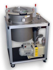 Example of an Industrial Vacuum Chamber System