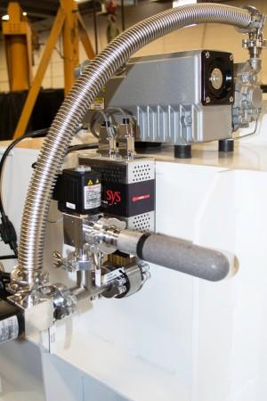 Vacuum System for Altitude Testing