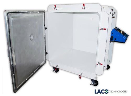 Altitude Testing Vacuum Chamber