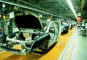 Leak testing automotive parts