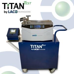 Helium Leak Detector
