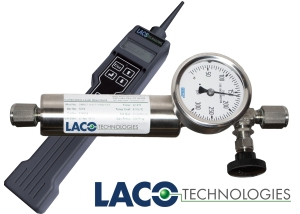 calibrated leak standard for sniffer leak detector calibration