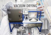vacuum drying system - pharmceuticals and medical devices