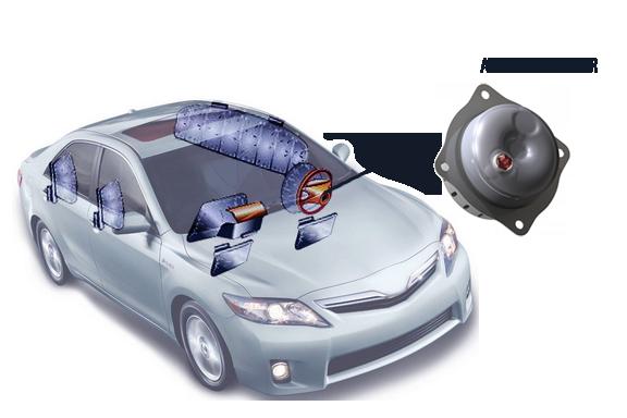 airbag inflator leak testing - helium leak detector