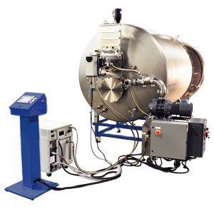 Vacuum Chamber - Space Simulation System - Thermal Vacuum System Testing