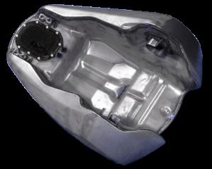 helium leak test fuel tank