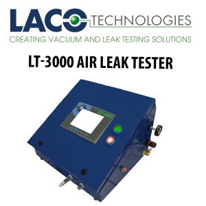 LT-3000 Air Leak Tester - Pressure Decay