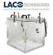 """LVC202020-1122-CC 20"""" X 20"""" CC VACUUM CHAMBER (HINGED)"""