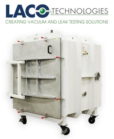 Cube Industrial (CI) series vacuum chambers