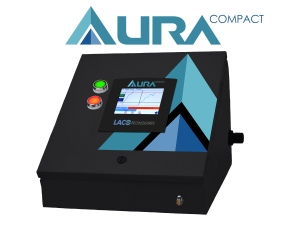 Aura Compact Air Leak Tester - Pressure Decay - Vacuum Decay - Flow Tester
