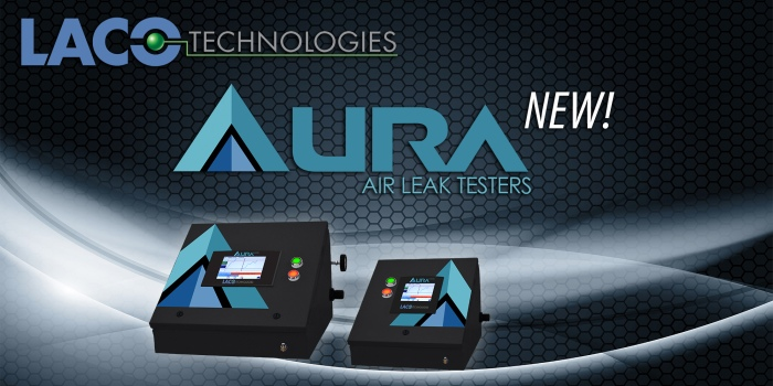 Aura Multi-Test and Compact Air Leak Testers