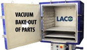 Vacuum Bake-Out of Parts - Vacuum Ovens - LACO Technologies