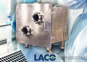 High Purity Vacuum Chamber (20Ra Finish per SDSR-52230) for Pharma and Biotech Applications