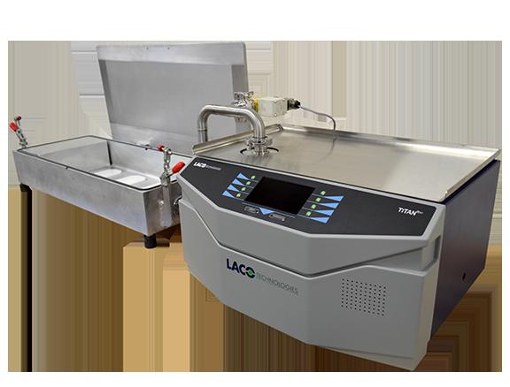 TitanTest Helium Leak Detector - Vacuum Test Chamber - Leak Testing
